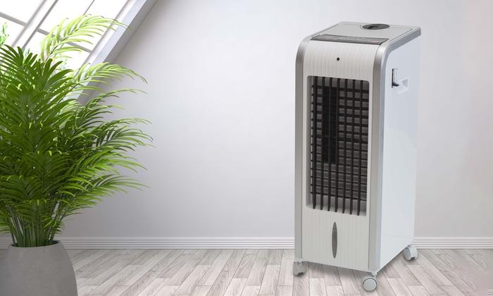 Bio climatiseur d 39 air 5 en 1 groupon - Ventilateur dyson ou climatiseur ...
