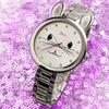 Boum Women's Hotesse Bunny-Accented Watch