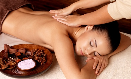 $45 for a One-Hour Swedish Massage at Teddie Kossof Salon & Spa ($75 Value)