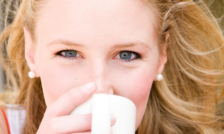 $11 for $18 Worth of Coffee  Grounds Espresso