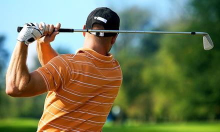 Spielrecht für Platz und Driving Range für ein halbes oder ein Jahr bei Konzept Golf ab 99,90 € (bis zu 67% sparen*)