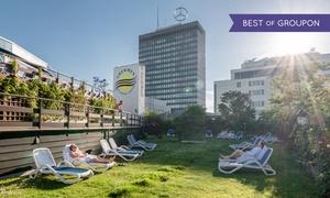 Thermen am Europa Center: Tageskarte für die Therme mit Sauna und Schwimmbad in den Thermen am Europa Center (bis zu 46% sparen*)