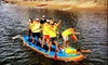 Pirate Coast Paddle Company - Bayside: Standup-Paddleboard Rental for One or Two or a 10-Person-Paddleboard Rental from Pirate Coast Paddle Co. (Up to 53% Off)