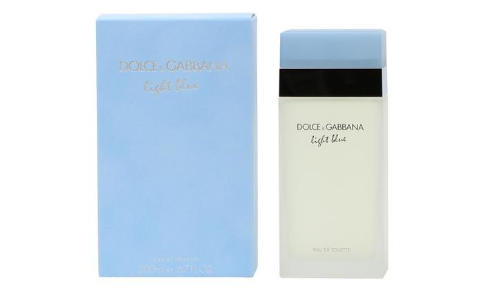 Dolce \u0026 Gabbana Light Blue Women's EDT