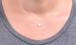 Crystal Bubble Necklace Made with Swarovski Elements at Crystal Bubble Necklace Made with Swarovski Elements, plus 9.0% Cash Back from Ebates.