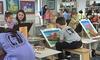 52% Off Four Art Classes for Children at Mission: Renaissance