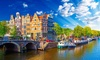 ✈ 5- or 6-Day Amsterdam Vacation with Air from Fleetway Travel