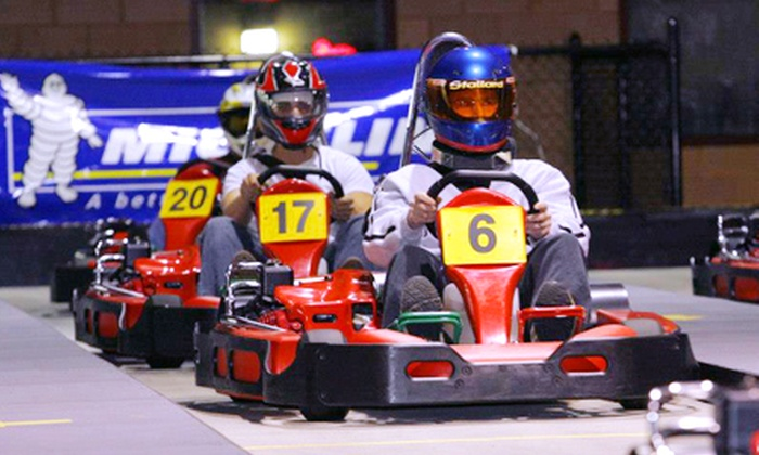 Mid Atlantic Grand Prix - New Castle: Go-Kart Racesfor Two with Annual Membershipor Group Package for Up to 10 at Mid Atlantic Grand Prix (Up to 43% Off)