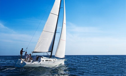 $89 for a Three-Hour Introductory Sailing Lesson from Barnegat Bay Sailing School ($180 Value)