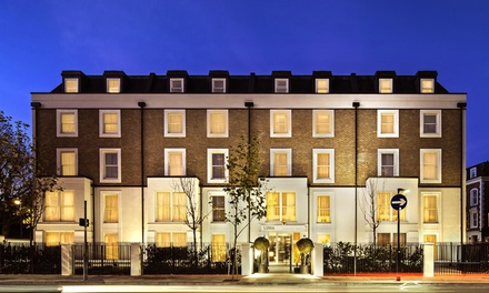 London: Superior or Double Room for Two with Breakfast at 4* LUMA Concept Hotel