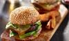 Burger, Chips & Sauce - Pick Up