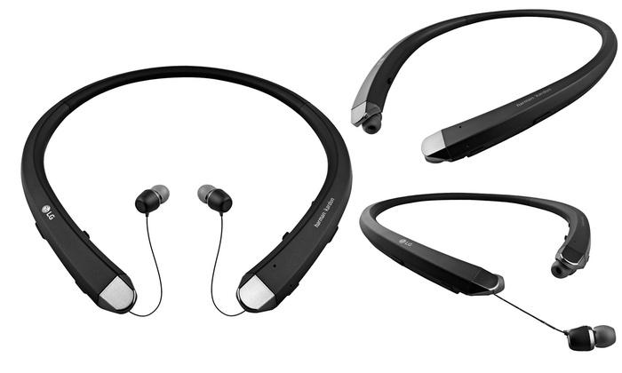 3e73df7fe37 LG Tone Infinim HBS-910 or HBS-920 Wireless Bluetooth Stereo Headset