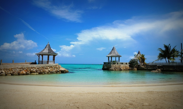 Seagarden Beach Resort Stay With Airfare From Vacation Express In Montego Bay Montego Bay