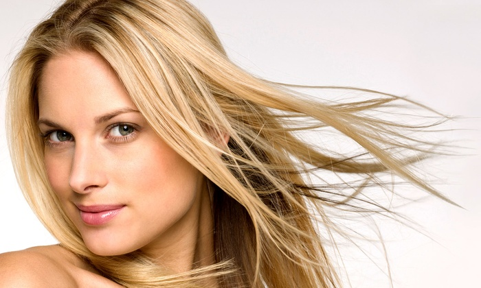She Goes To Your Head - Astoria: Hair Services at She Goes To Your Head (Up to 75% Off). Four Options Available.
