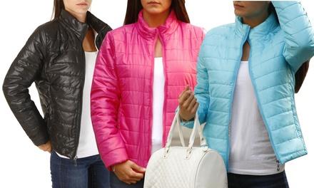 Lichtgewicht jas, verkrijgbaar in verschillende kleuren voor € 19,99 korting