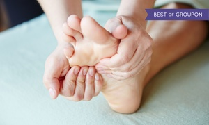 9th St. Wellness Center: $42 for Ortho-Bionomy Body-Healing Massage or Reflexology Massage at 9th Street Wellness Center ($60 Value)