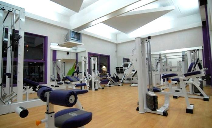 Desde $279 por 1, 3, 6 o 12 meses de pase libre a sala de musculación +  actividades en Dashur Fitness. Elige sucursal