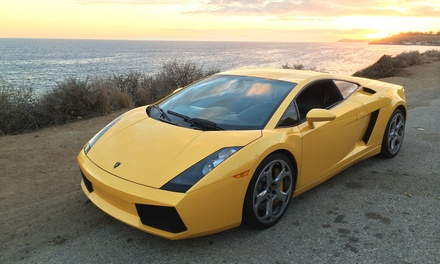 $104 for a Six-Lap Exotic Car Autocross Challenge at LTF Adventures ($249 Value)
