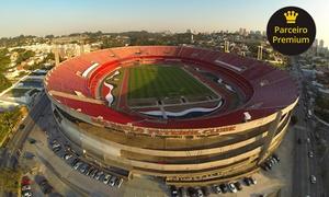 Passaporte F.C: Ingresso para 1 ou 2 pessoas com visita guiada ao estádio com Morumbi Tour – Estádio do Morumbi