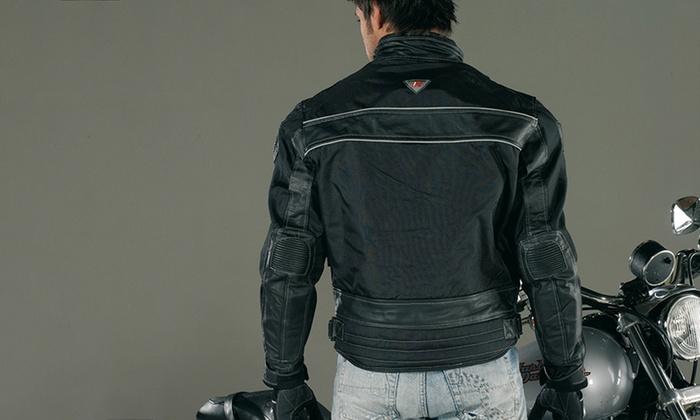 giacca moto meglio pelle o cordura