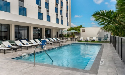 Stay at Comfort Inn & Suites Miami International Airport