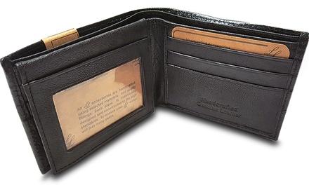 LL Bi-Fold Wallet at Caffey Enterprises