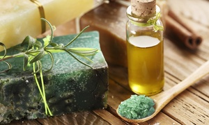 Liz Daly Designs: 90-Minute Essential-Oils Class for One or Two at Liz Daly Designs (Up to 70% Off)