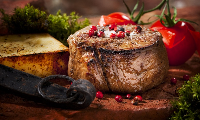 The Ropery - Sunderland: Fillet Steak Meal Plus Glass of Wine Each from £20 at The Ropery (Up to 54% Off)