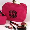 Up to 67% Off a Personalized Cosmetic or Makeup Bag