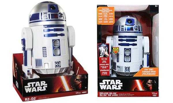 Aspirateur de bureau R2D2 Star Wars à 17,96 €