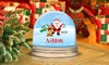 Up to 71% Off Personalized Snow Globe from Dinkleboo