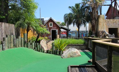 Round of Mini Golf for Two or Four at Gator Golf on International Drive (64% Off)