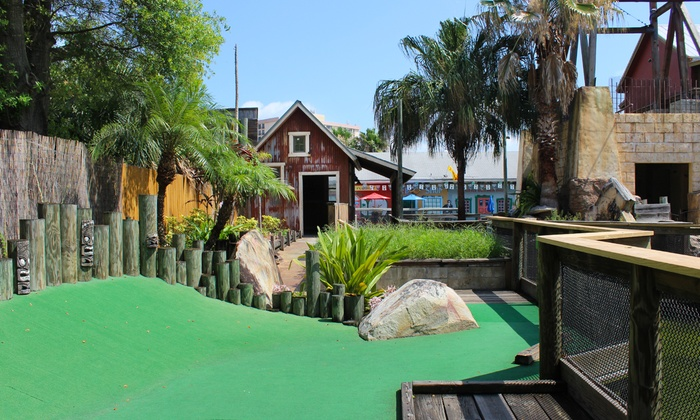 The Miniature Book of Miniature Golf download