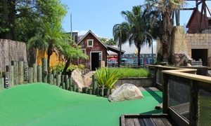 57% Off Mini Golf for Two or Four at Gator Golf Adventure Park, plus 6.0% Cash Back from Ebates.