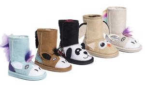 Muk Luks Toddler's Zoo Babies Boots