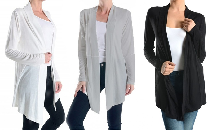 Women's Knitted Cardigans