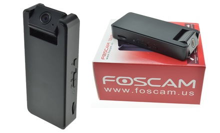 Foscam 720p Mini Video Camera DVR Security Camcorder