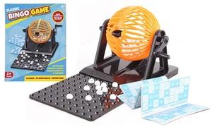 Jeu Bingo avec accessoires