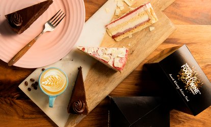 image for Afternoon Tea for Two at The Good Food & Wine Company (Up to 26% Off)