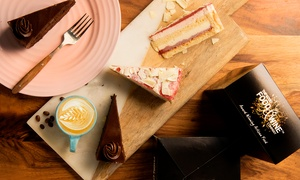 The Good Food & Wine Company: Afternoon Tea for Two at The Good Food & Wine Company (Up to 26% Off)