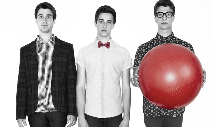 AJR with Minor Soul - The Fillmore Silver Spring: AJR with Minor Soul at The Fillmore Silver Spring on Friday, October 24, at 8 p.m. (Up to 50% Off)