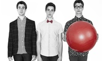 GROUPON: Up to 50% Off AJR Indie-Pop Concert AJR with Minor Soul