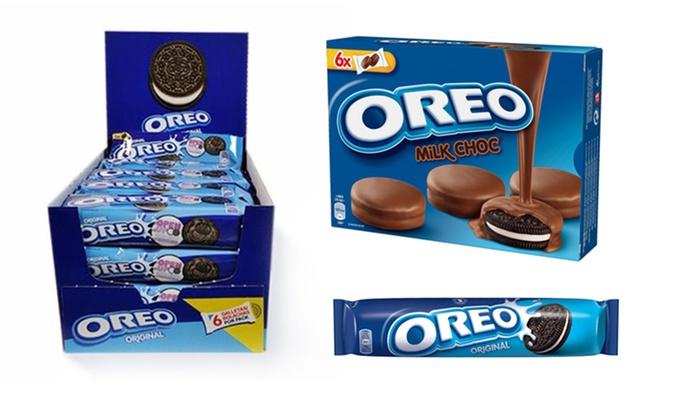 Big Pack Oreo Cookies