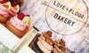 Love+Flour Bakery - Depot Village: $3 for $6 Worth of Cupcakes — Love+Flour Bakery
