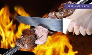 Espetada: Rodizio All-you-can-eat inkl. je 1 Prosecco für zwei oder vier Personen bei Espetada (bis zu 23% sparen*)