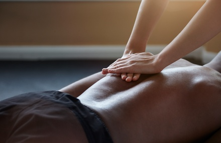 One or Three 60-Minute Relaxation Massages at Holistic Life Massage (Up to 51% Off)