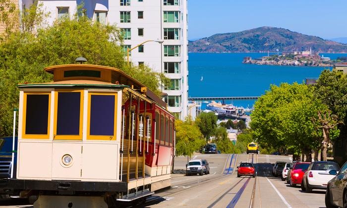 San Francisco Hotel near Upscale Shopping