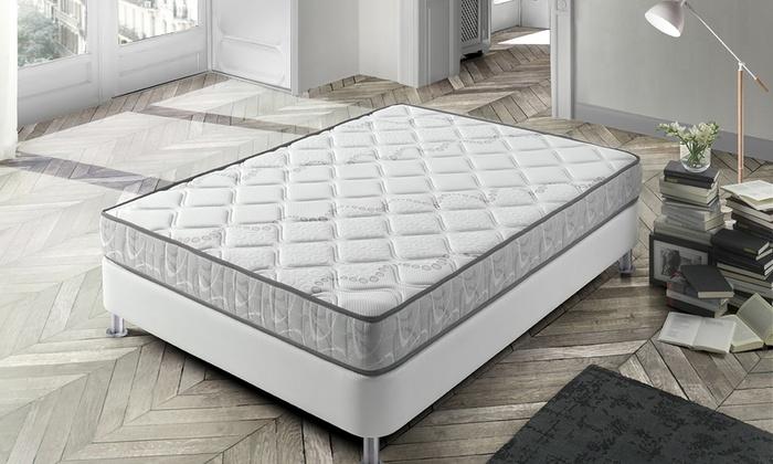 bis zu 85 rabatt memory foam matratze bio pure groupon. Black Bedroom Furniture Sets. Home Design Ideas