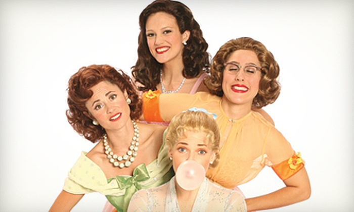"""""""The Marvelous Wonderettes"""" presented by Jonathan Pennington Studios - Cameo Theatre: $36 for Two to See """"The Marvelous Wonderettes"""" at the Cameo Theatre (Up to $72 Value). Six Showtimes Available."""