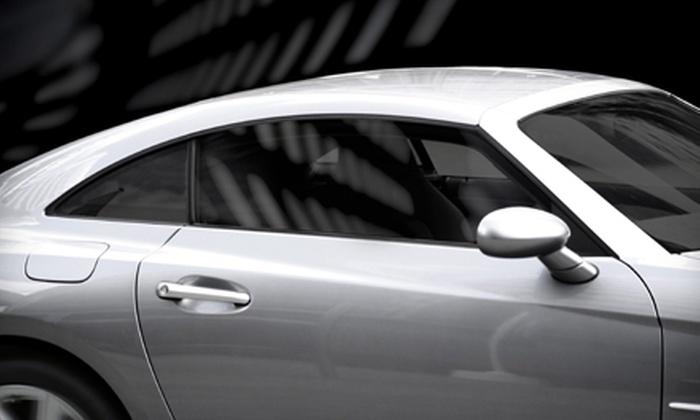 Mac Churchill - Fort Worth: $99 for Full-Car Window Tinting at Mac Churchill ($249 Value)